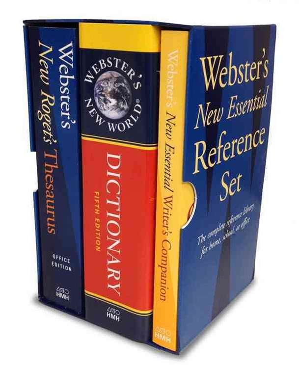 Webster's New Essential Reference Set