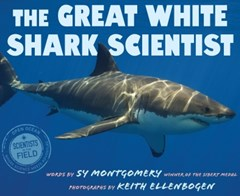 Great White Shark Scientist