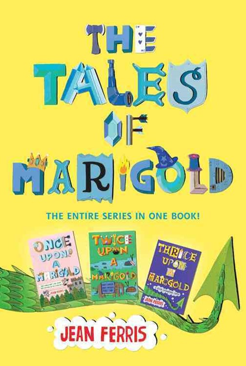 Tales of Marigold (3 books in 1)