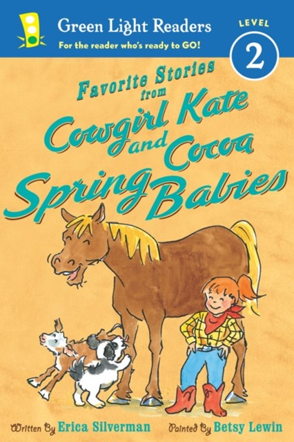 (ebook) Favorite Stories from Cowgirl Kate and Cocoa: Spring Babies