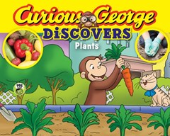(ebook) Curious George Discovers Plants