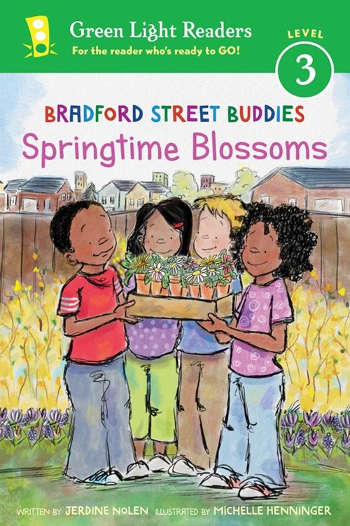 Bradford Street Buddies: Springtime Blossoms GLR Level 3