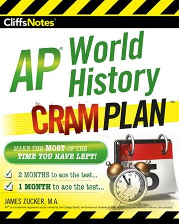 CliffsNotes AP World History History Cram Plan