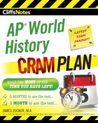 (ebook) CliffsNotes AP World History Cram Plan