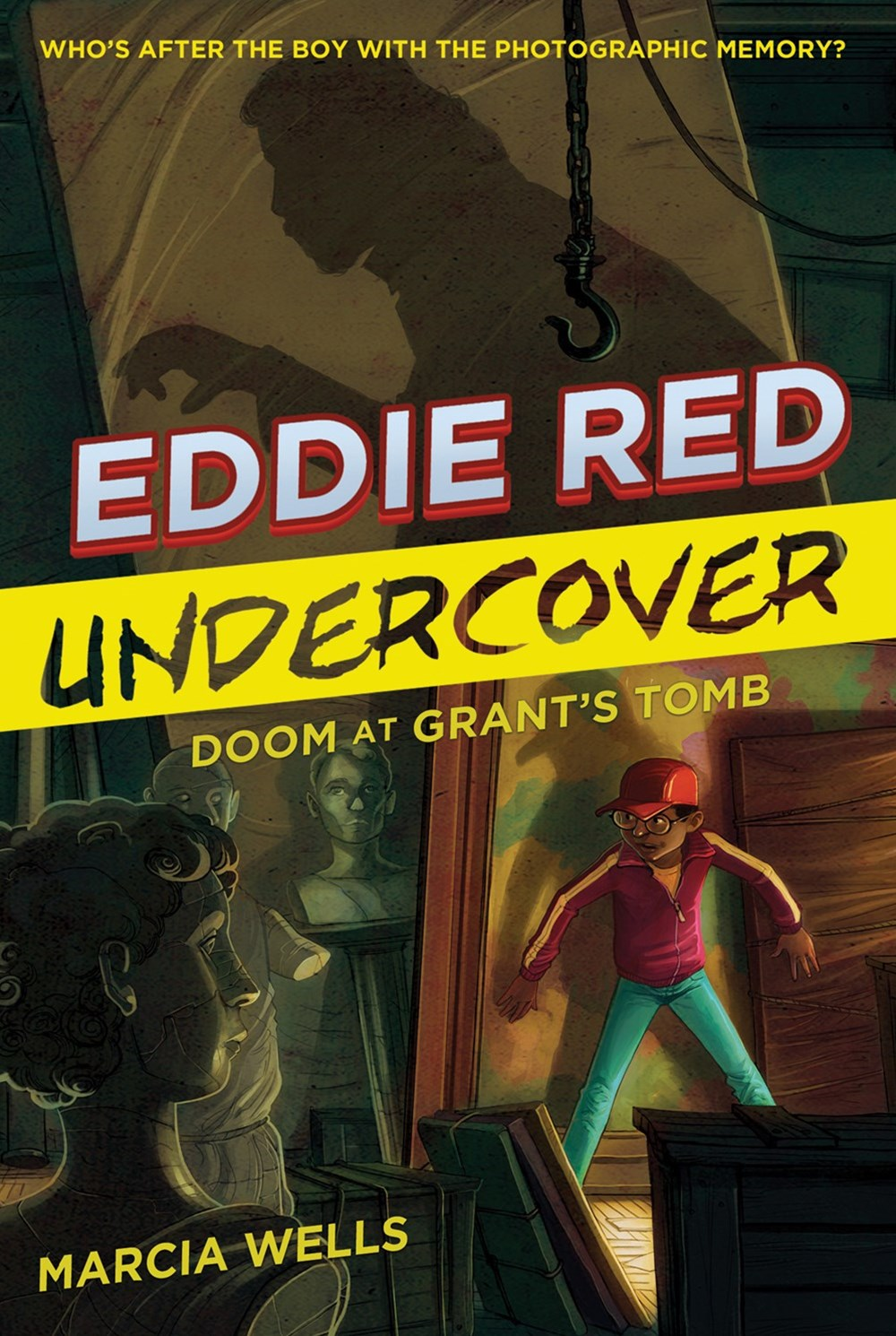 Eddie Red: Undercover:  Doom at Grant's Tomb