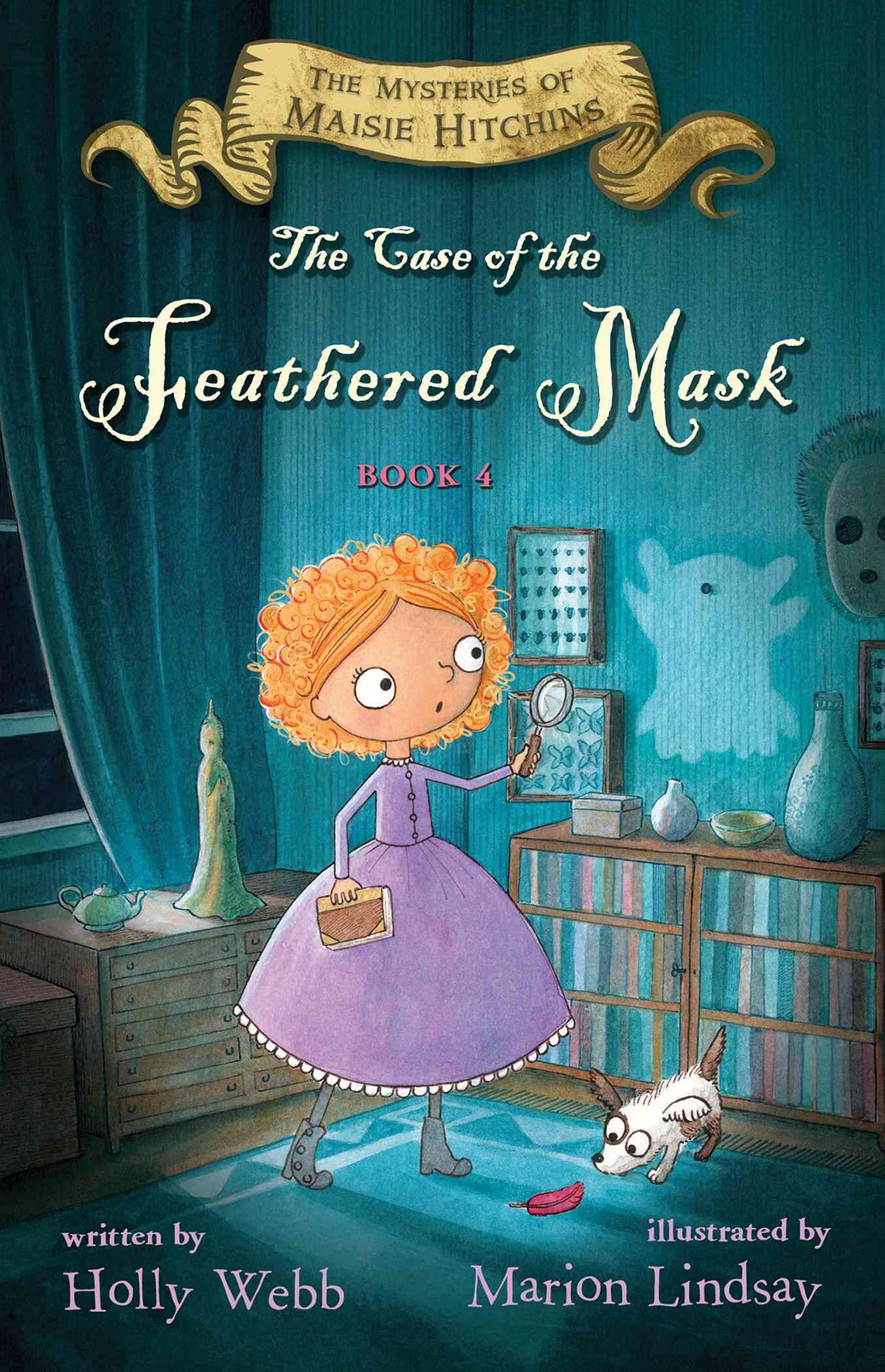 The Case of the Feathered Mask