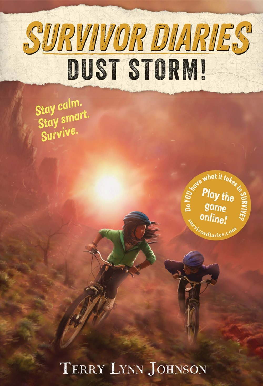 Dust Storm! Survivor Diaries