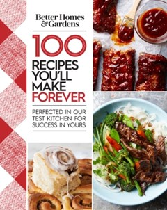 (ebook) Better Homes and Gardens 100 Recipes You
