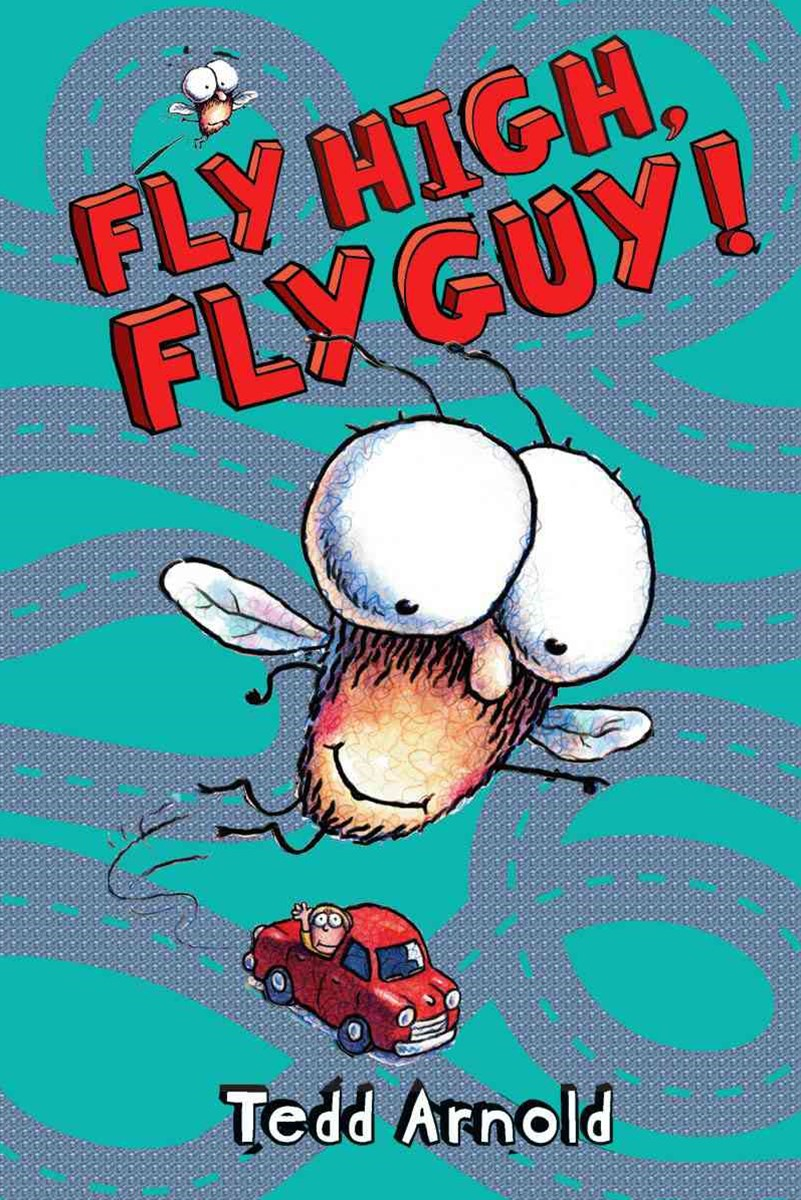 Fly Guy: #5 Fly High Fly Guy
