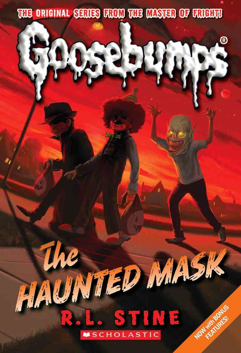 Goosebumps Classic: #4 Haunted Mask