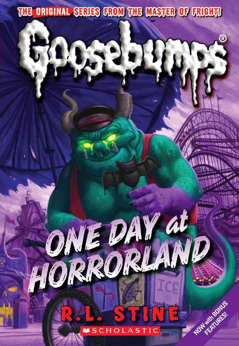 Goosebumps Classic: #5 One Day at HorrorLand