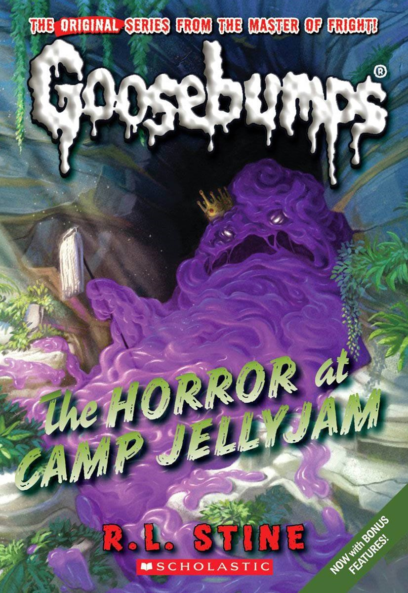 Goosebumps Classic: #9 Horror at Camp Jellyjam