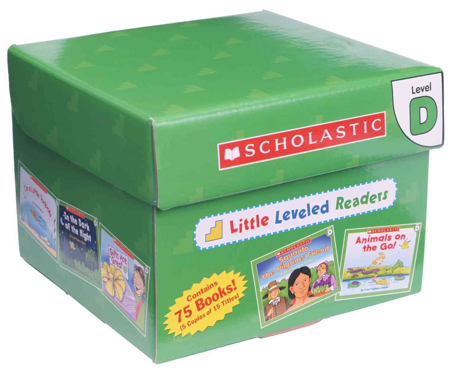 Little Leveled Readers