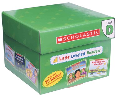 Little Leveled Readers by Scholastic Inc. (9780545067676) - PaperBack - Education Trade Guides