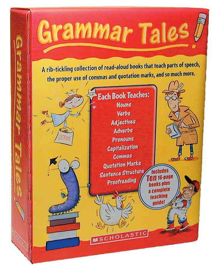 Grammer Tales