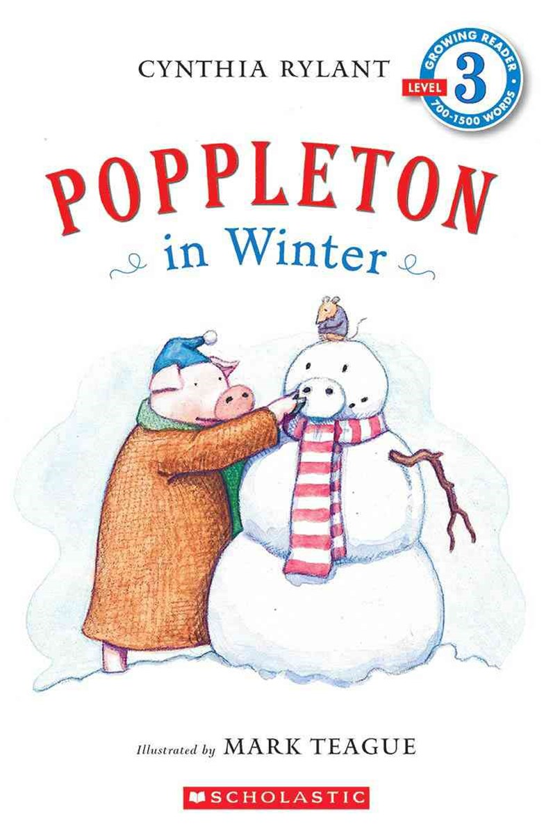Poppleton in Winter, Level 3