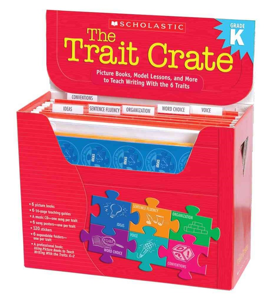 Trait Crate®, Kindergarten
