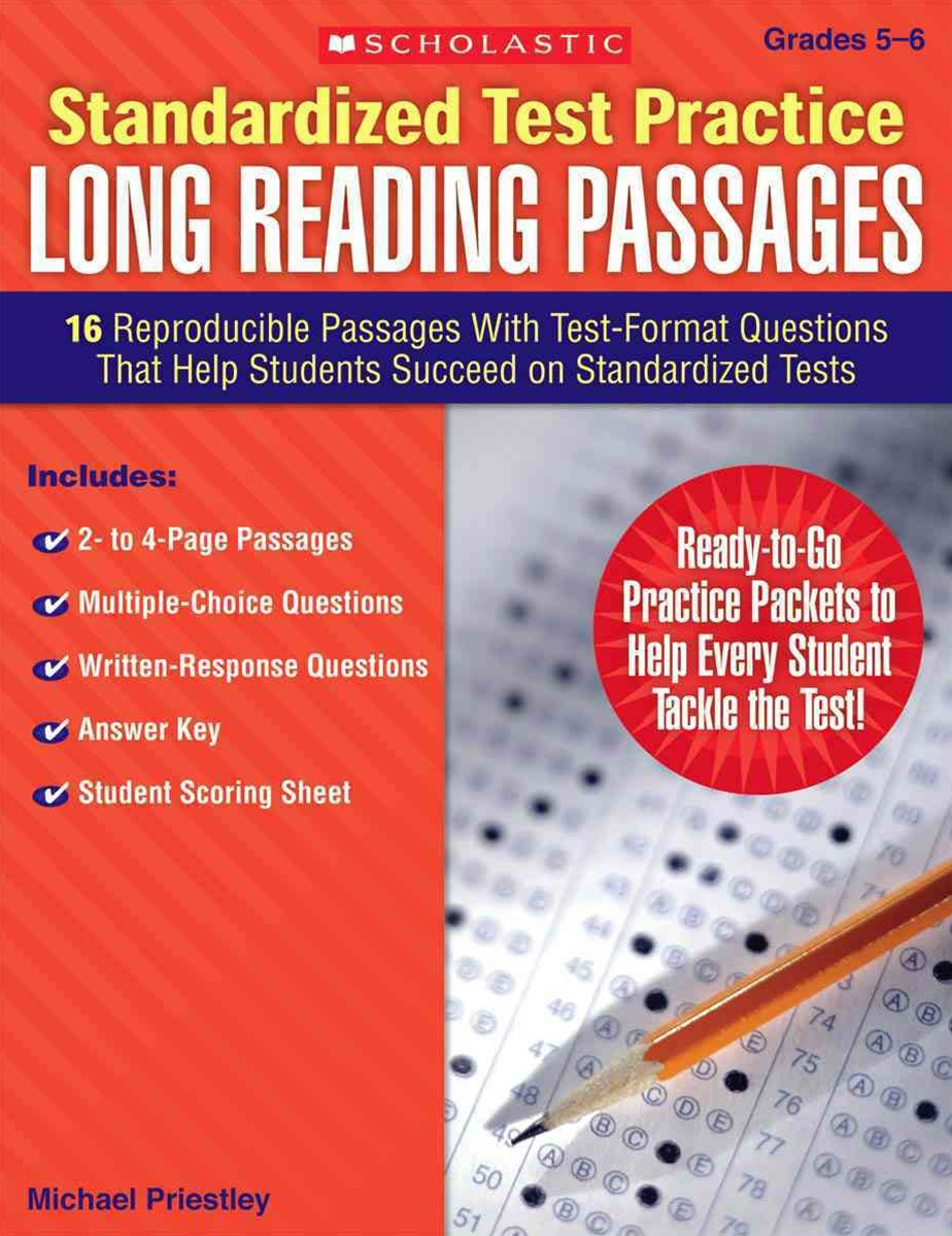 Long Reading Passages