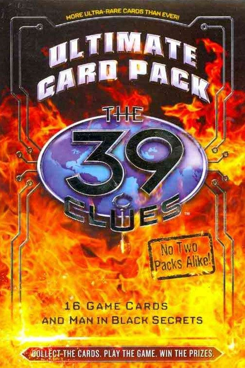 The 39 Clues - The Ultimate Card Pack