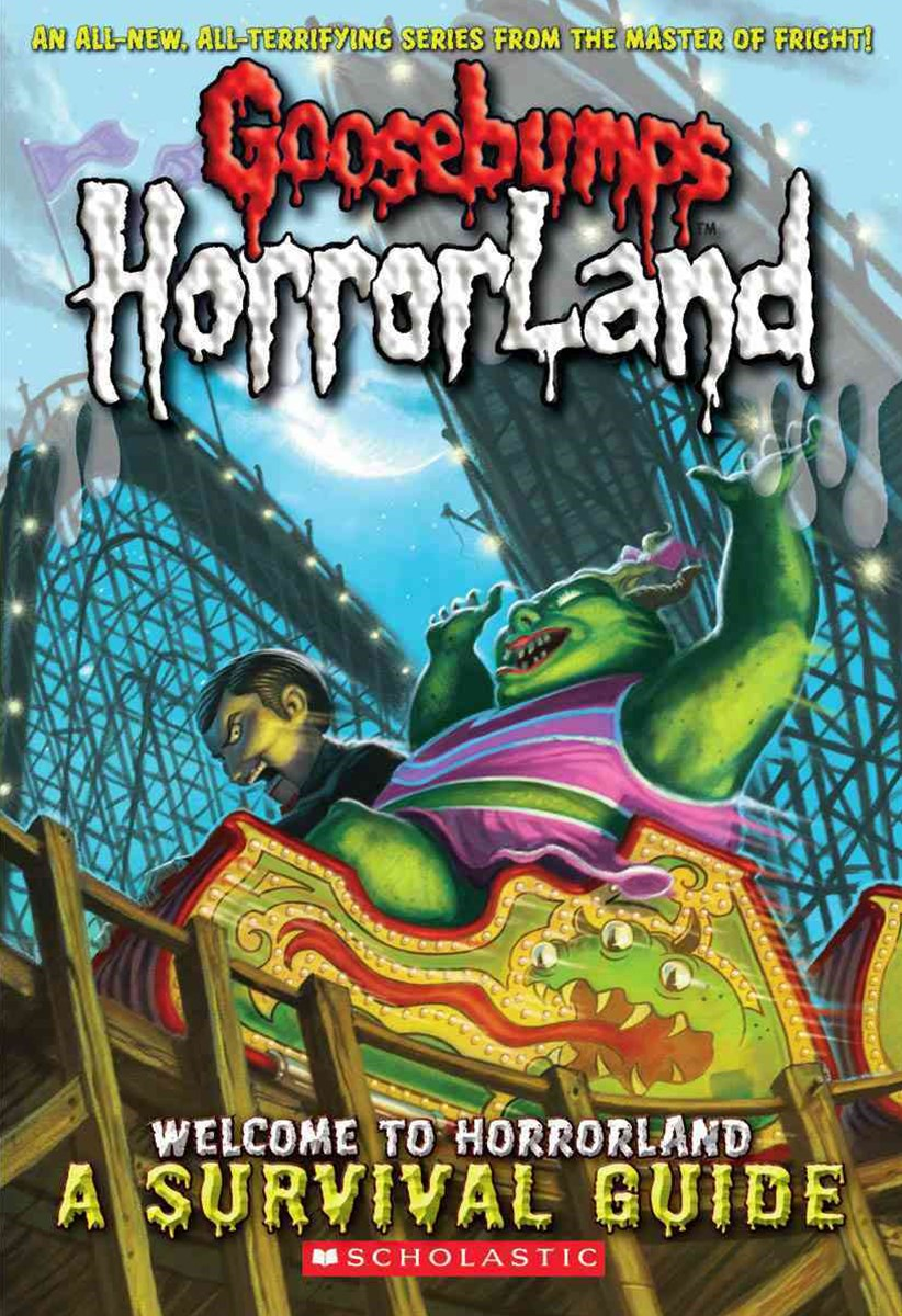 Welcome to Horrorland: A survival Guide