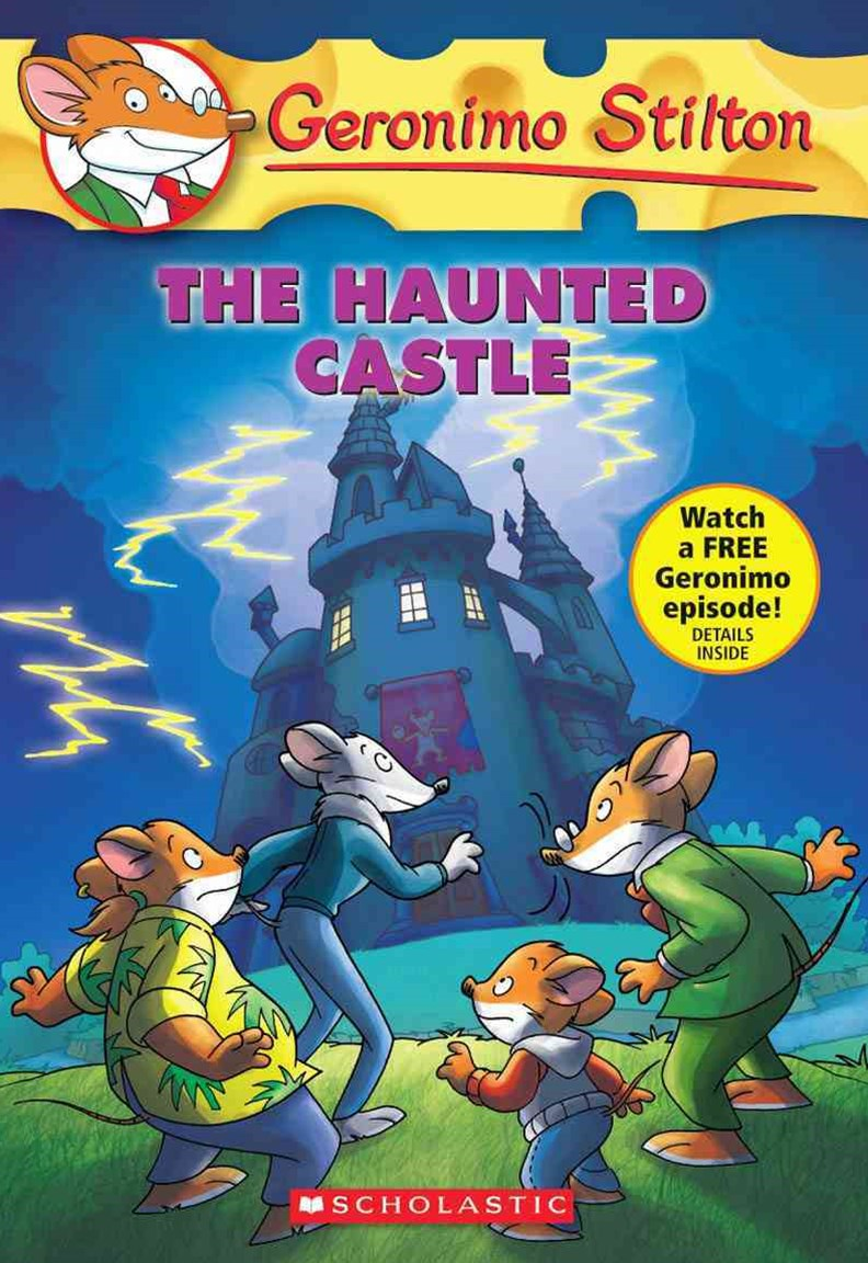Geronimo Stilton #46: Haunted Castle