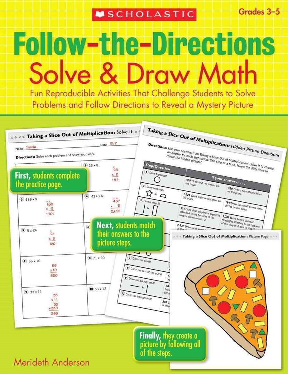 Solve and Draw Math