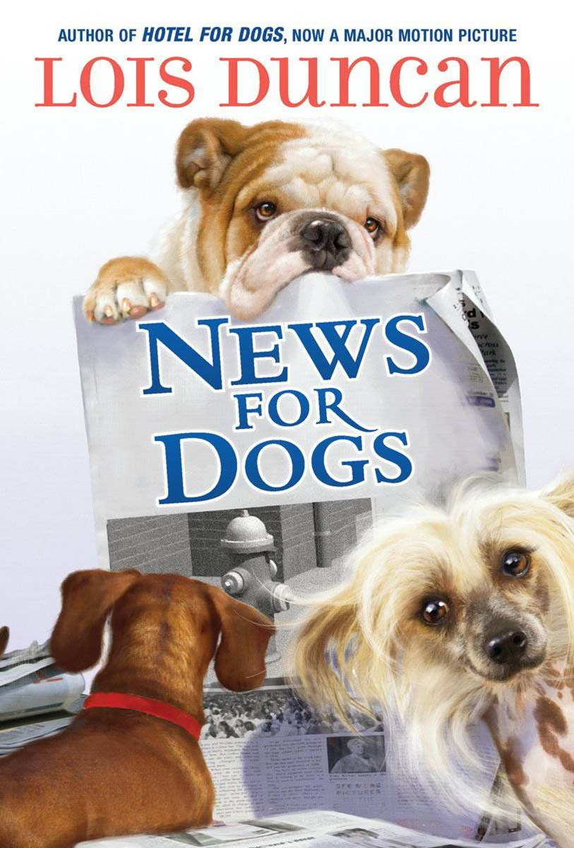 Hotel for Dogs: New for Dogs