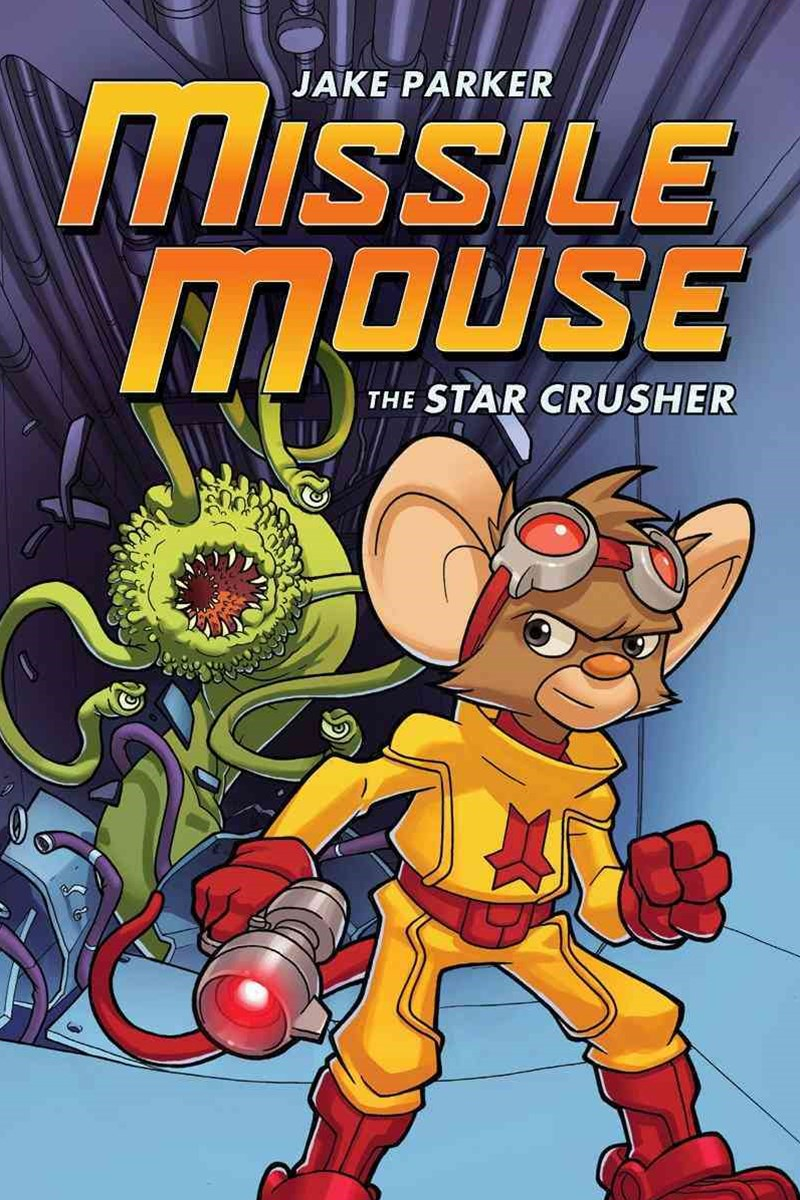 Missile Mouse: #1 Star Crusher