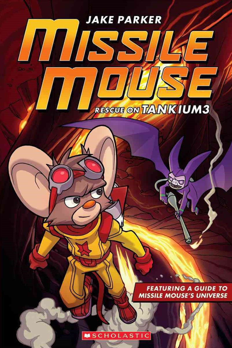 Missile Mouse #2: Rescue on Tankium 3