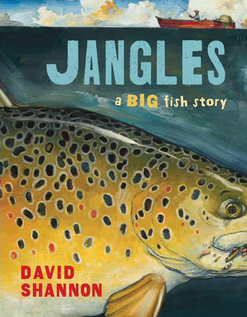 Jangles Big Fish Story
