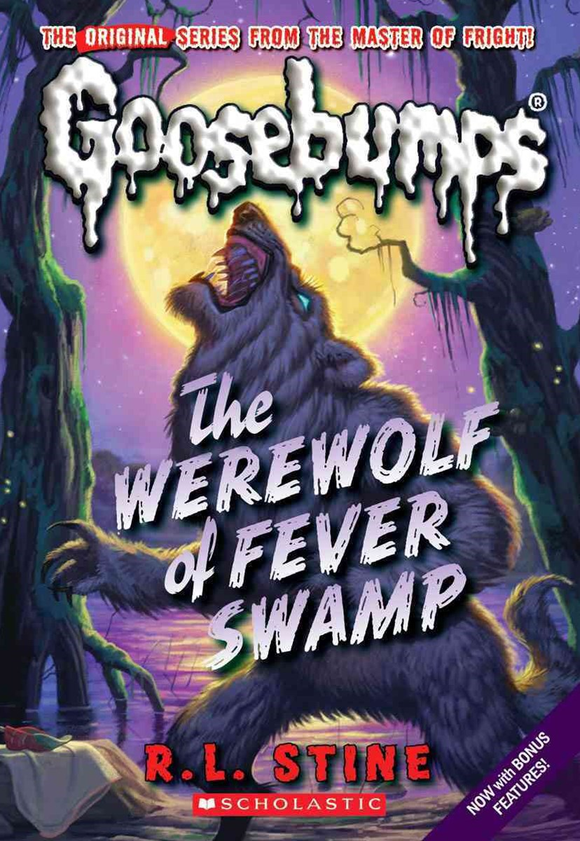 Werewolf of Fever Swamp