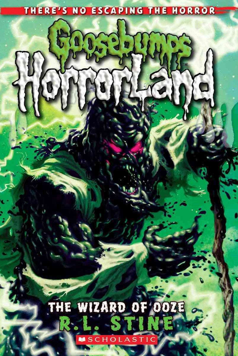 Goosebumps HorrorLand #17: Wizard of Ooze