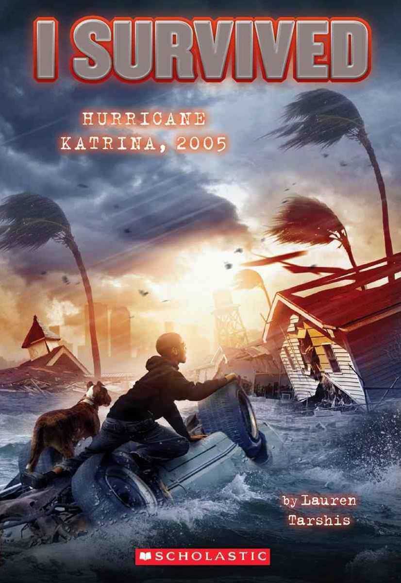 I Survived Hurricane Katrina 2005