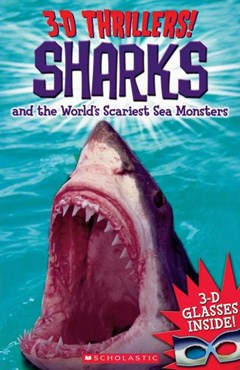 3-D Thrillers: Sharks and The World