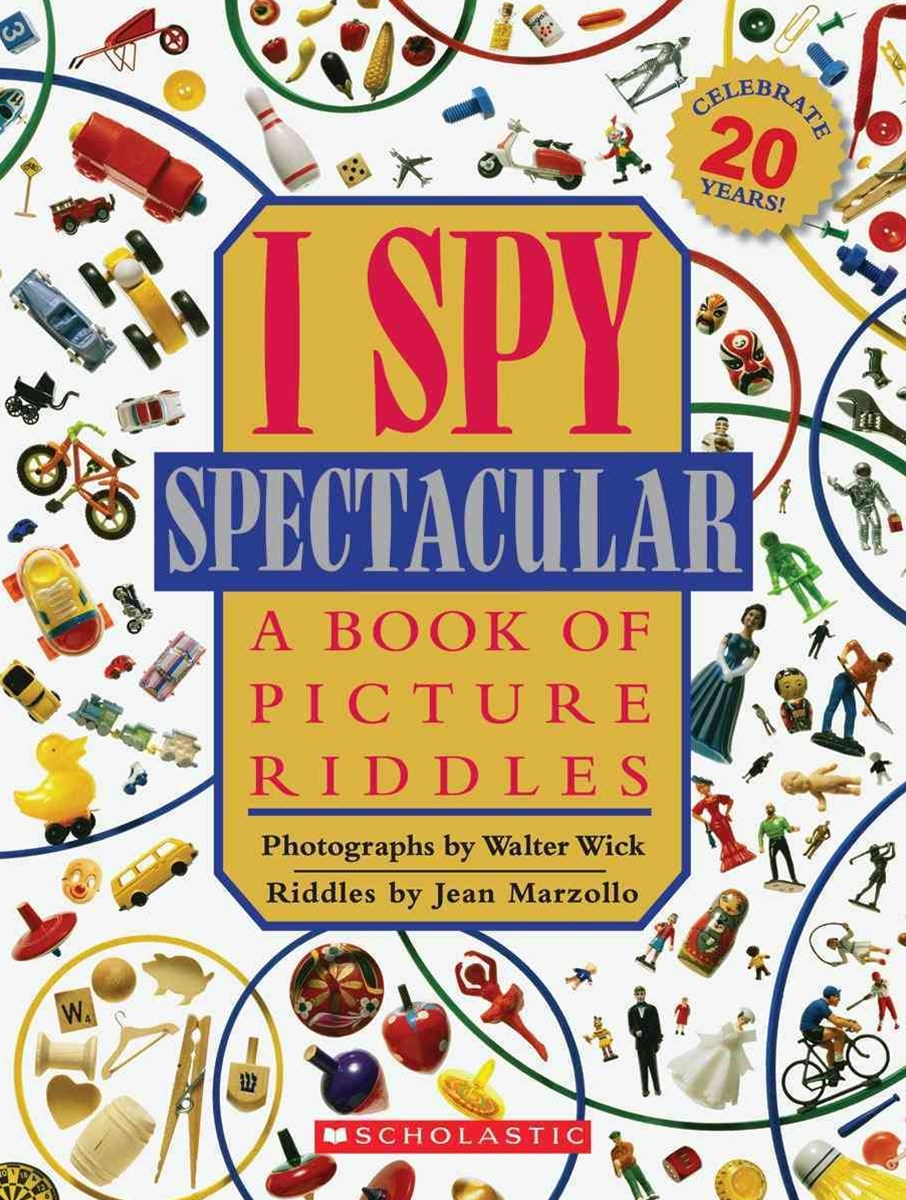 I Spy Spectacular 20th Anniversary Edition