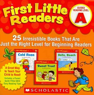 First Little Readers Parent Pack: Guided Reading Level A by Deborah Schecter, Liza Charlesworth (9780545231497) - PaperBack - Education Teaching Guides