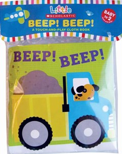 Little Scholastic: Beep! Beep! Touch and Play