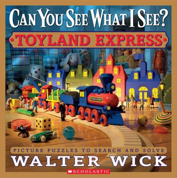Can You See What I See: Toyland Express