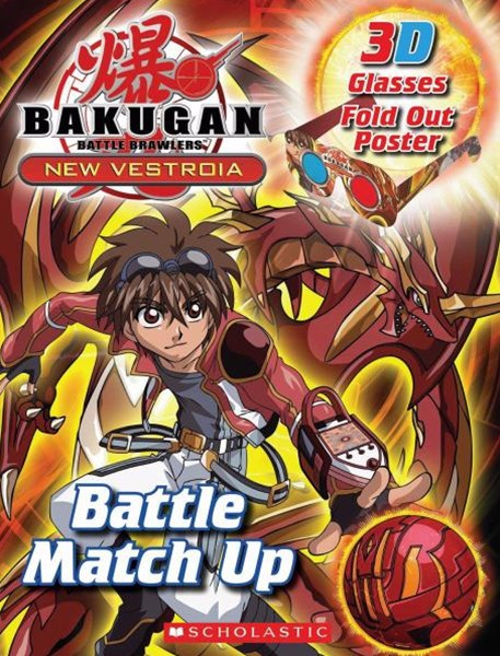 Bakugan Battle Brawlers: New Vestroia: 3D Battle Match-Up