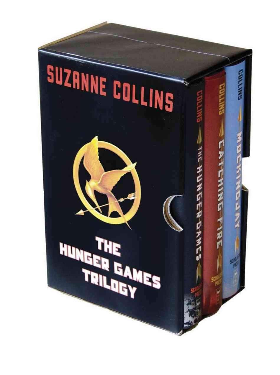Hunger Games Trilogy Slipcase