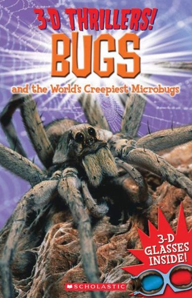 3D Thrillers: Bugs and the World's Creepiest Microbugs