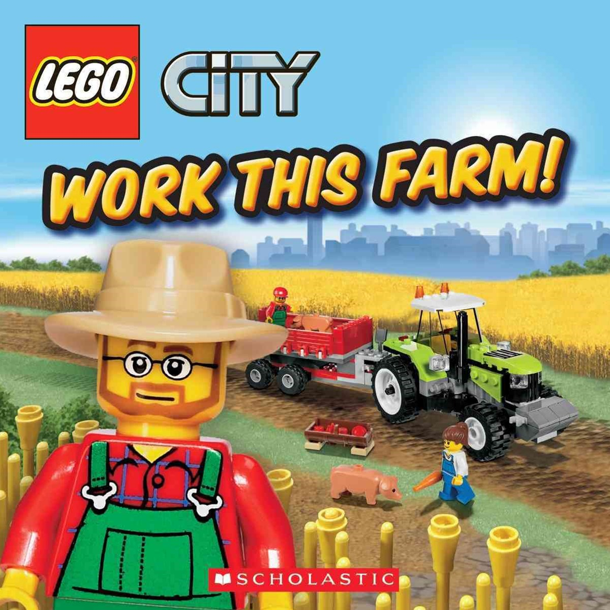 LEGO City: Work this Farm (8x8)