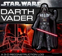 Star Wars: Darth Vader 3D Reconstruction Log