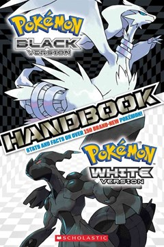 Pokemon Black & White Handbook