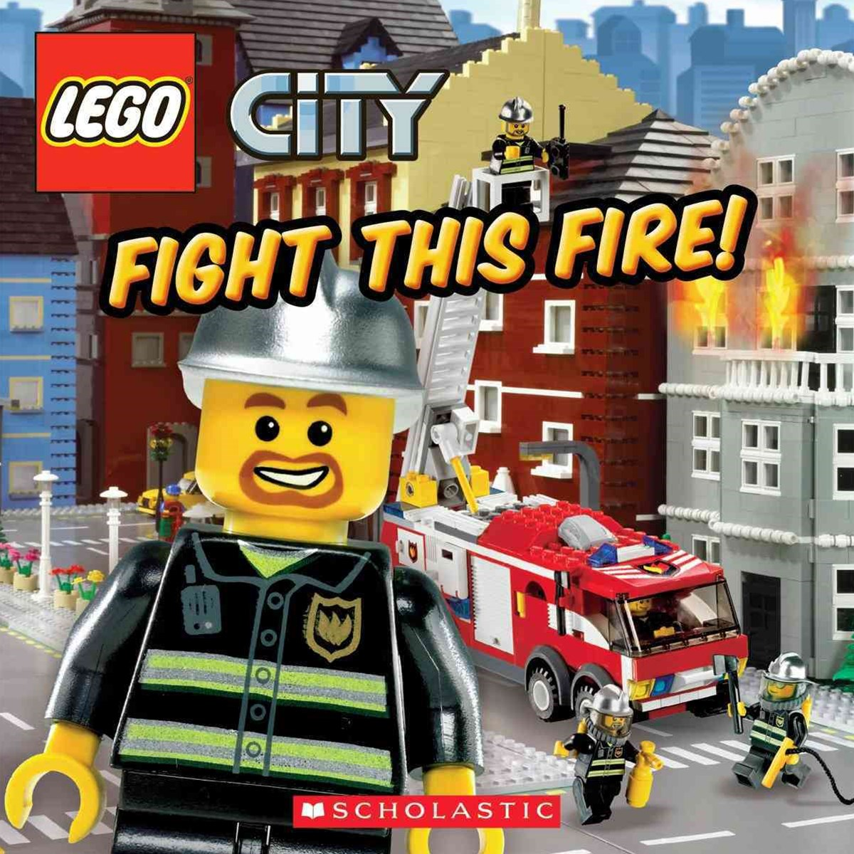 LEGO City: Fight this Fire (8x8)