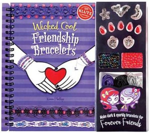 Wicked Cool Friendship Bracelets 6Pack