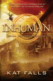 Inhuman by Kat Falls (9780545371018) - PaperBack - Young Adult Contemporary