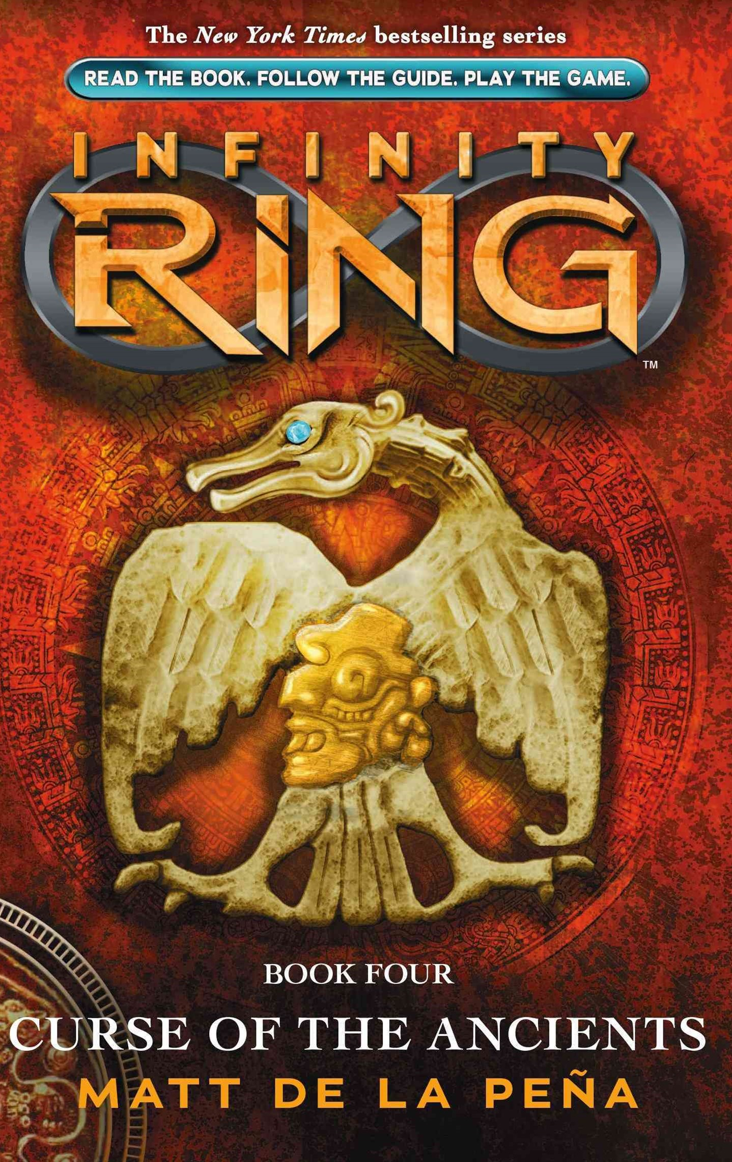 Infinity Ring: #4 Curse of the Ancients