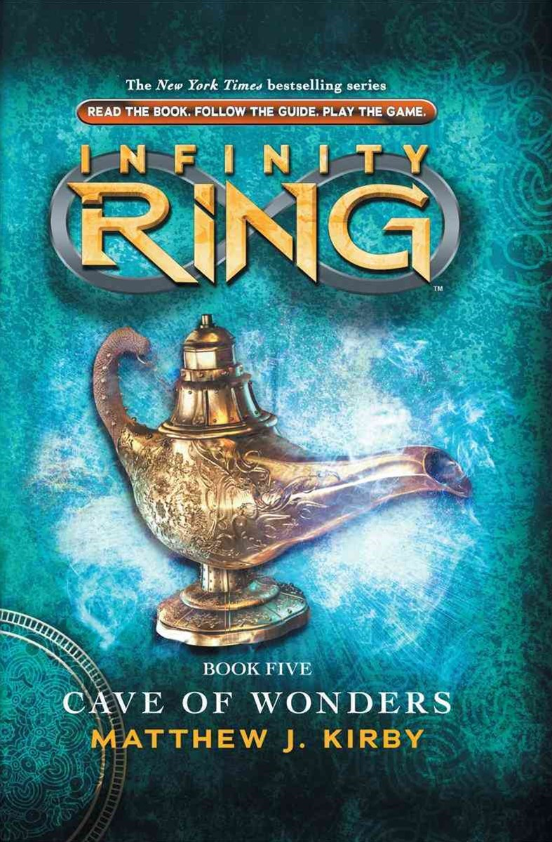 Infinity Ring: #5 Cave of Wonders