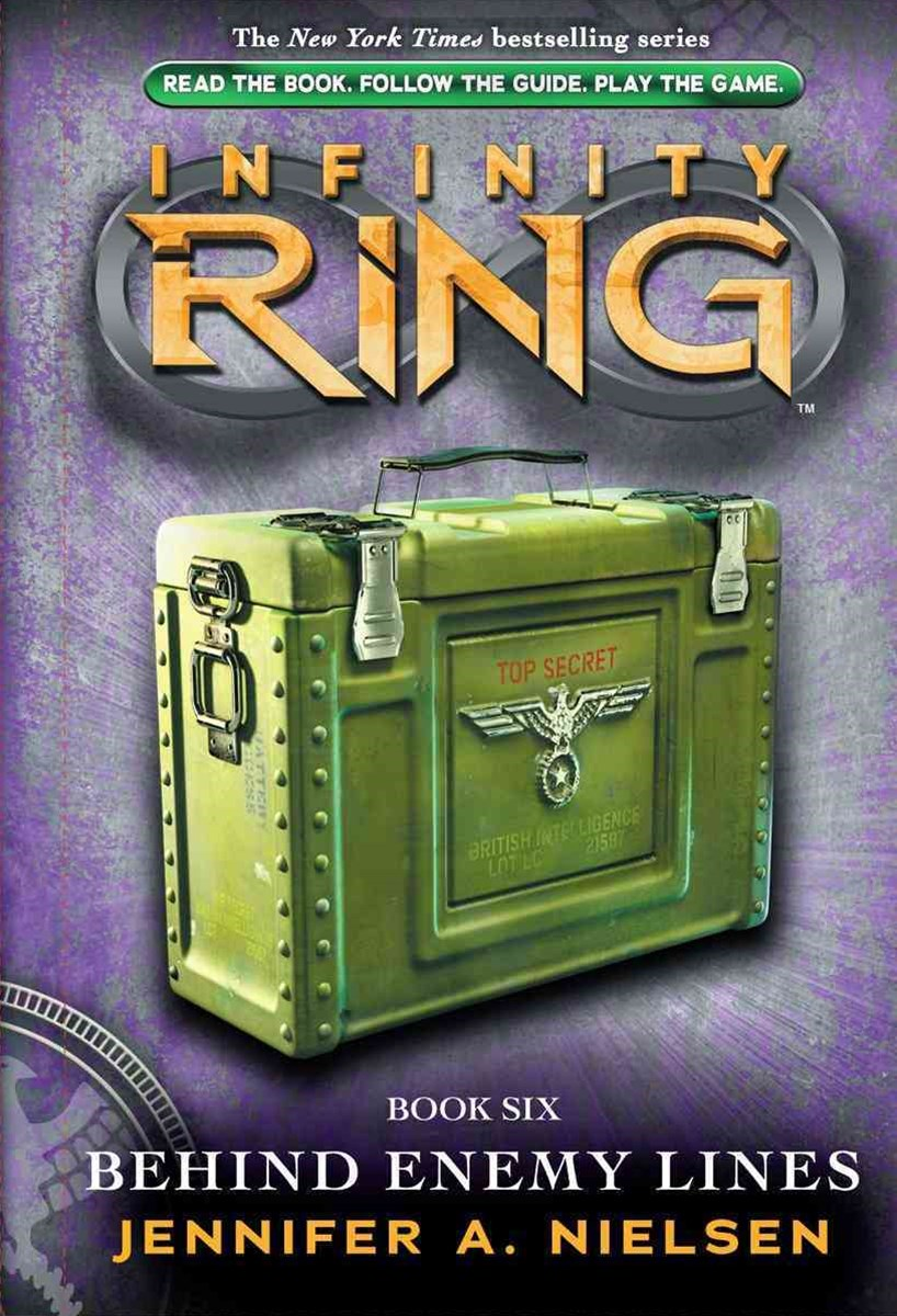 Infinity Ring: #6 Behind Enemy Lines